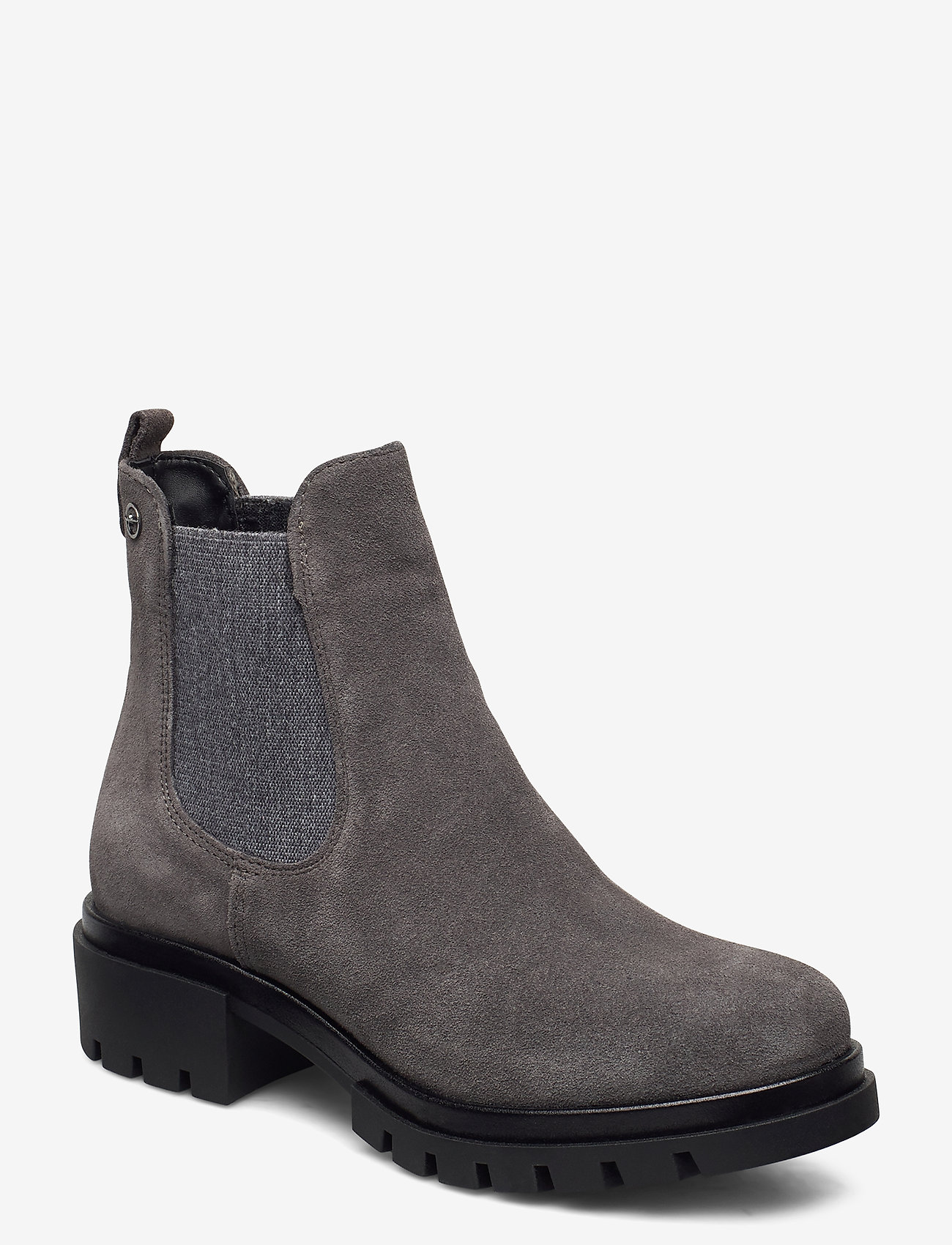 Tamaris - Woms Boots - chelsea boots - anthracite - 0