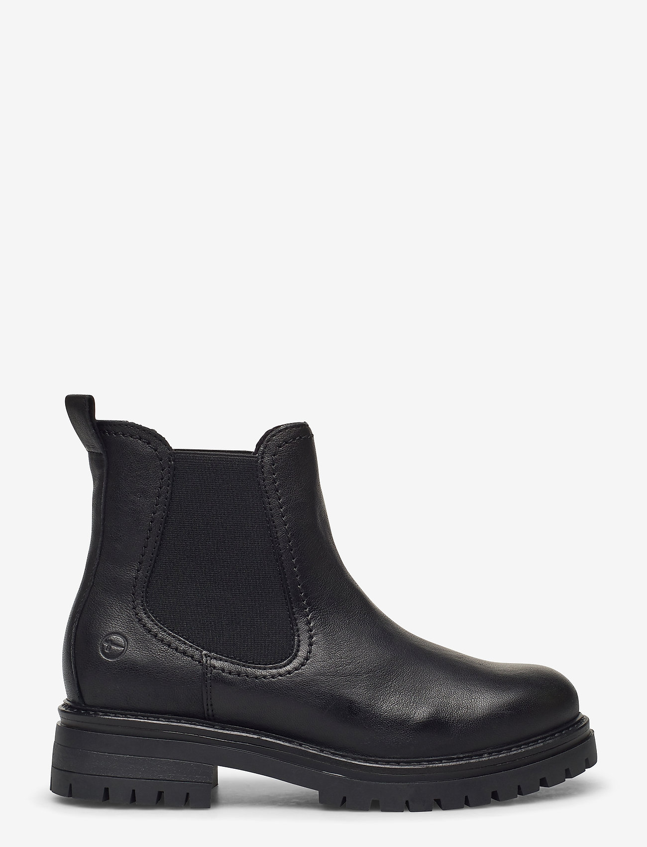 Tamaris - Woms Boots - chelsea boots - black leather - 1