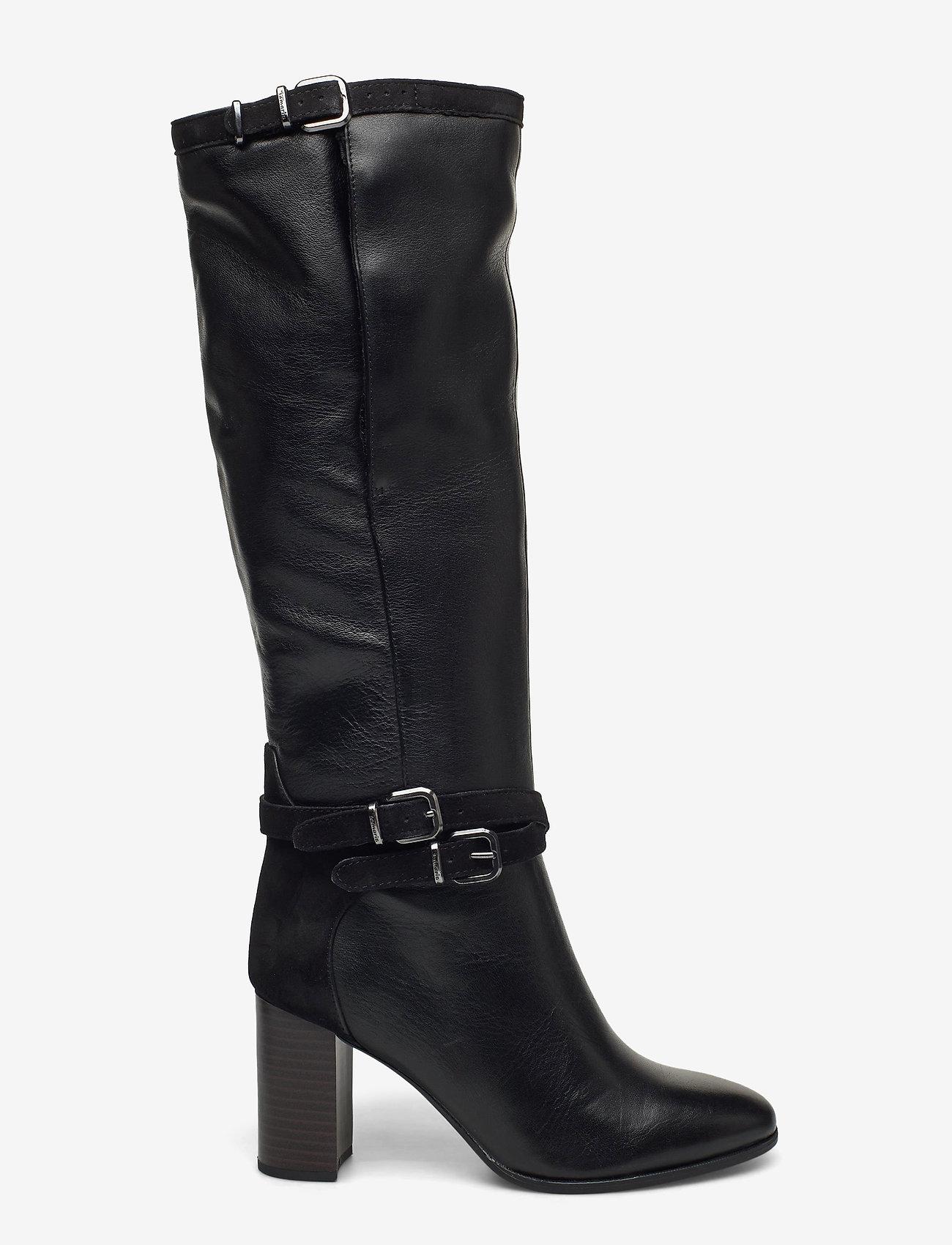 Tamaris - Woms Boots - höga stövlar - black - 0
