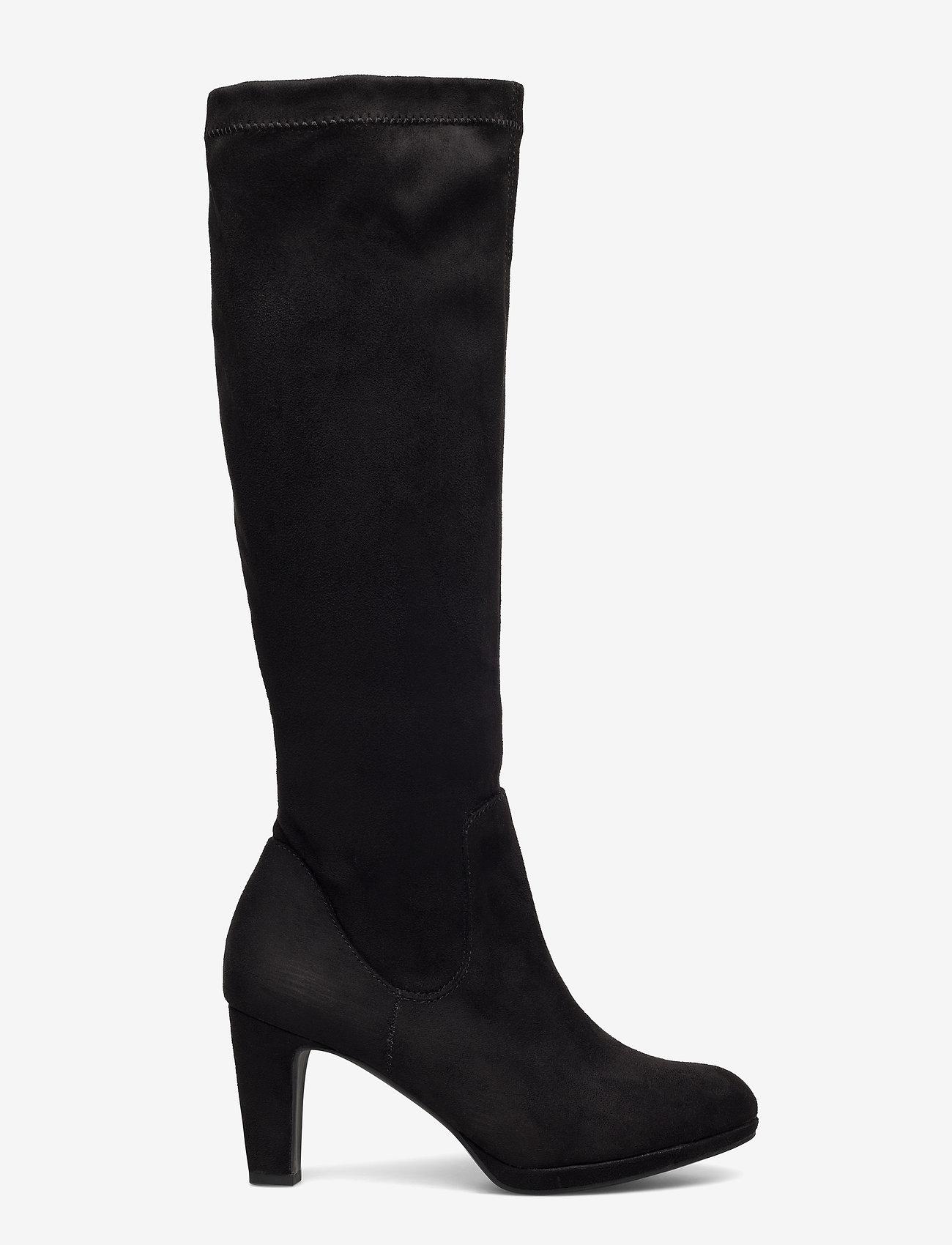 Tamaris - Woms Boots - Moffen - garie zābaki - black - 1