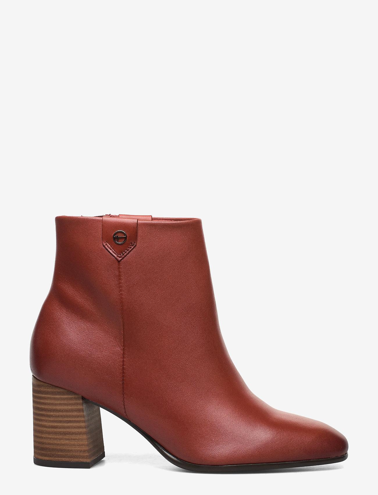 Tamaris Woms Boots - Stövlar Rust