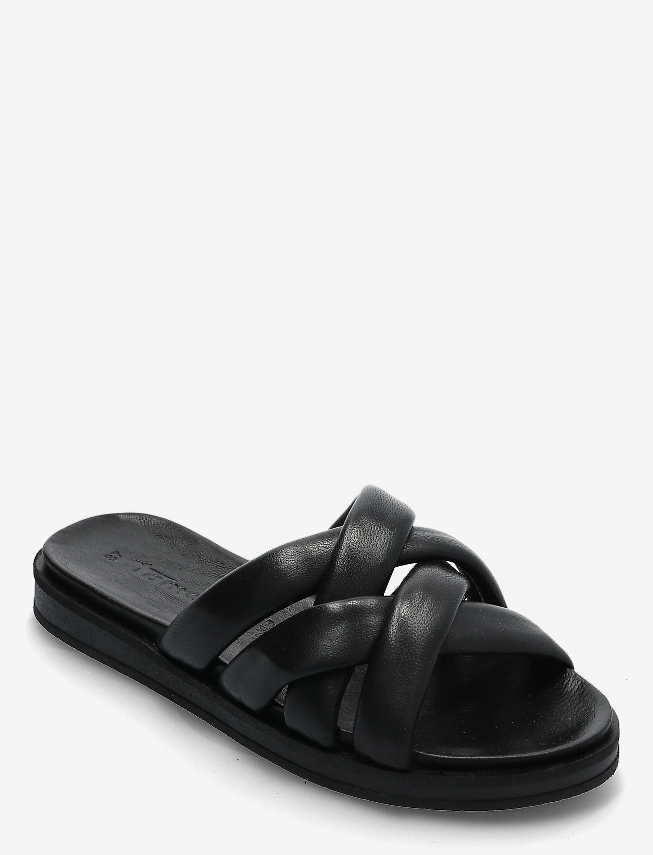 Tamaris - Woms Slides - sandales - black - 0
