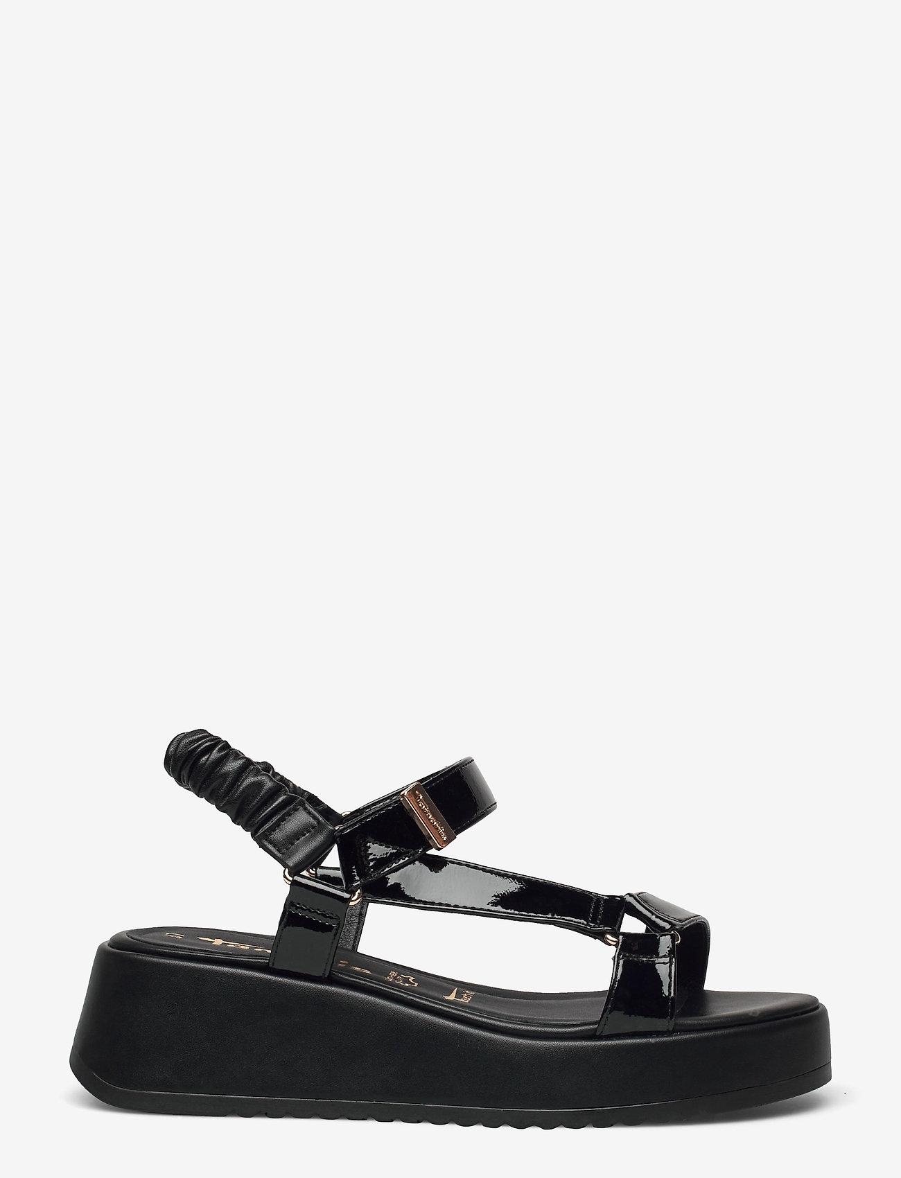 Tamaris - Woms Sandals - sandales - black patent - 1