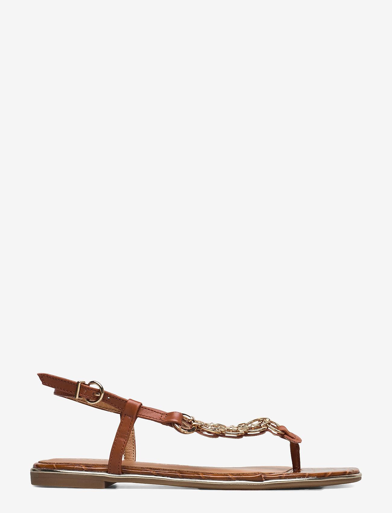 Woms Sandals (Brandy) - Tamaris opRNoy