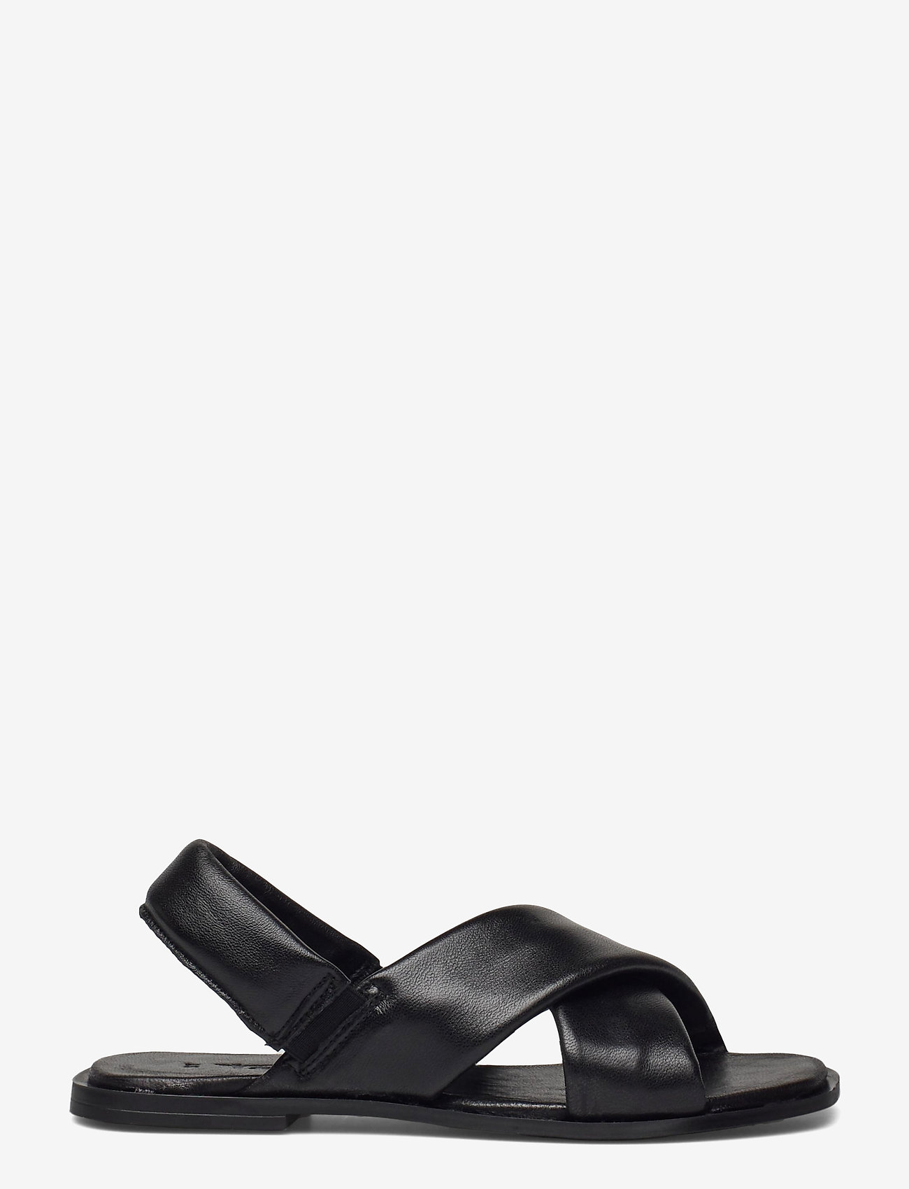 Tamaris - Woms Sandals - sandales - black leather - 1