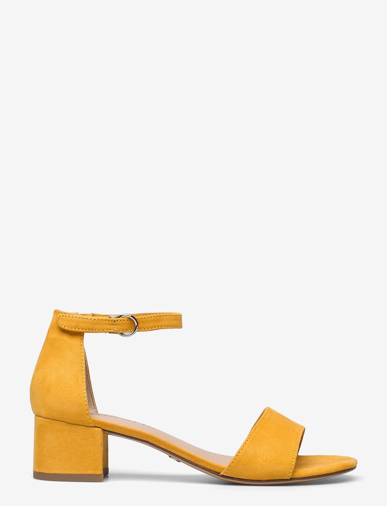 Tamaris - Woms Sandals - augstpapēžu sandales - mango - 1