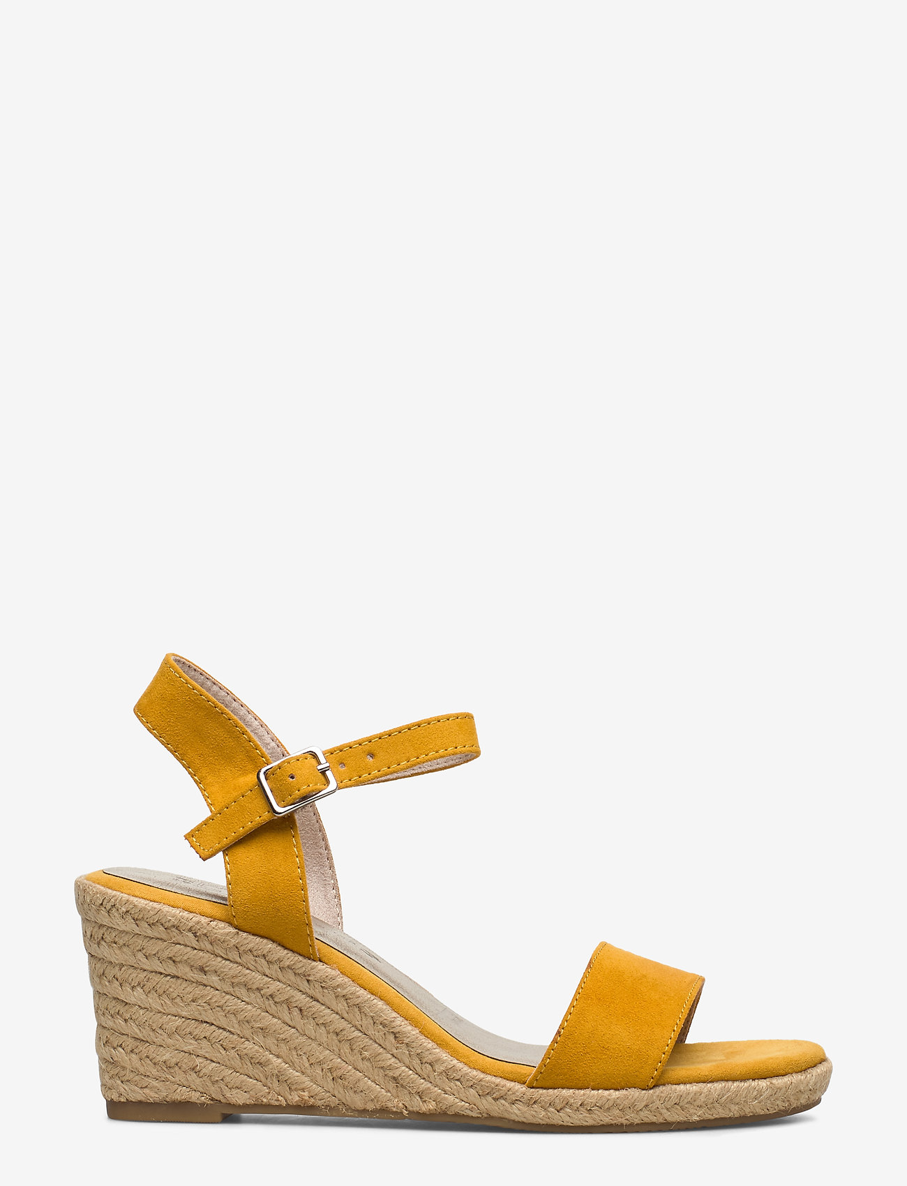 Tamaris - Woms Sandals - heeled espadrilles - mustard - 1