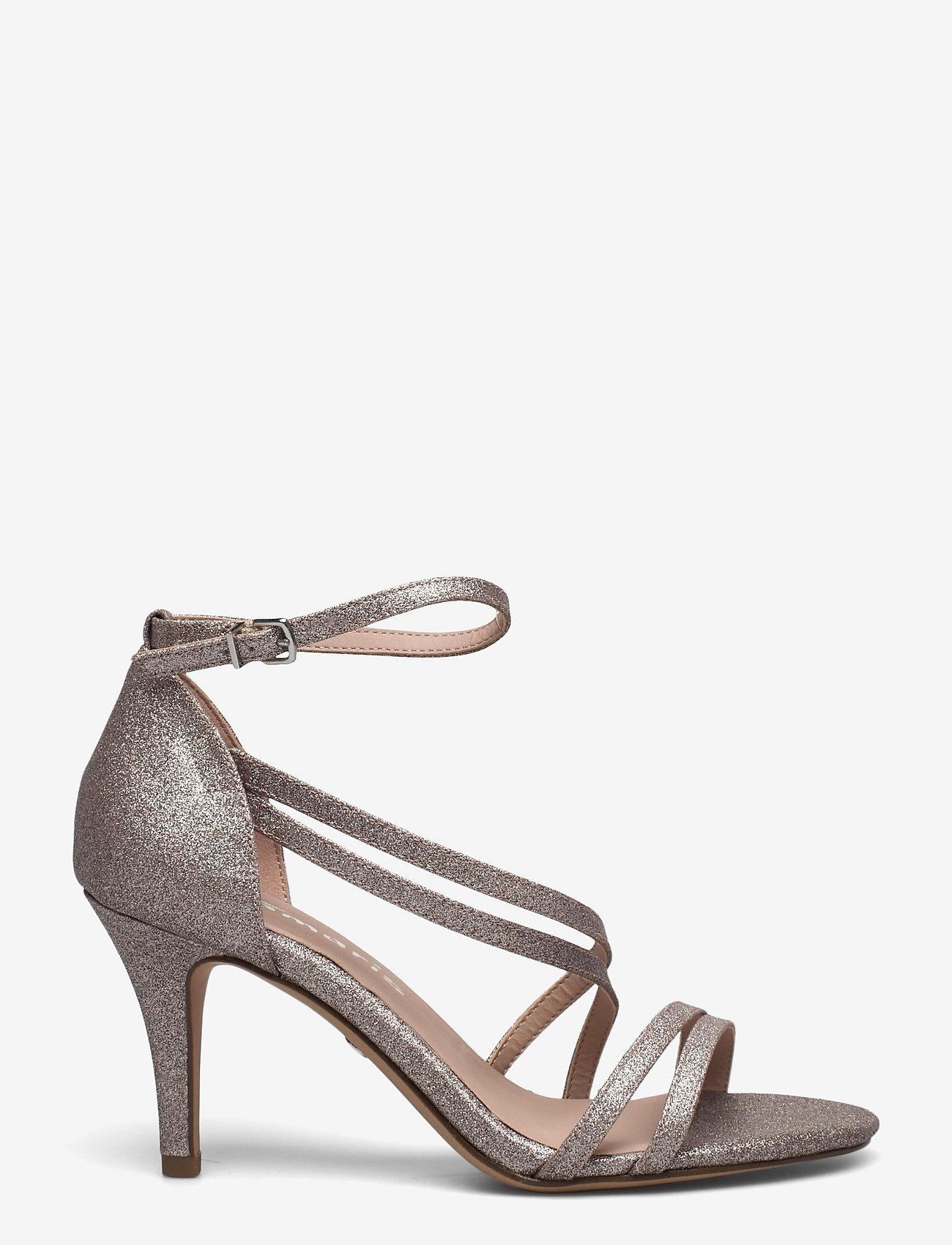 Tamaris - Woms Sandals - augstpapēžu sandales - space glam - 1