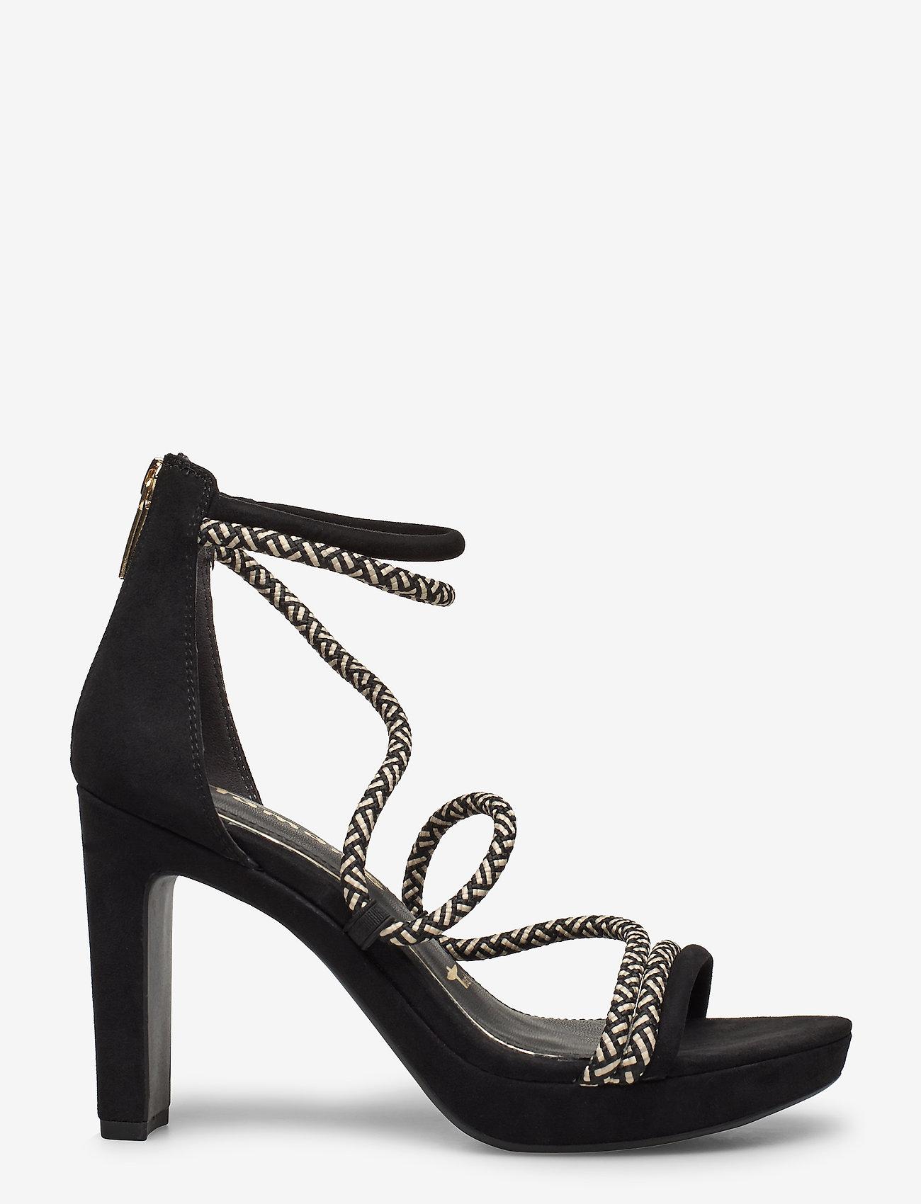 Woms Sandals (Black) - Tamaris G2fiub