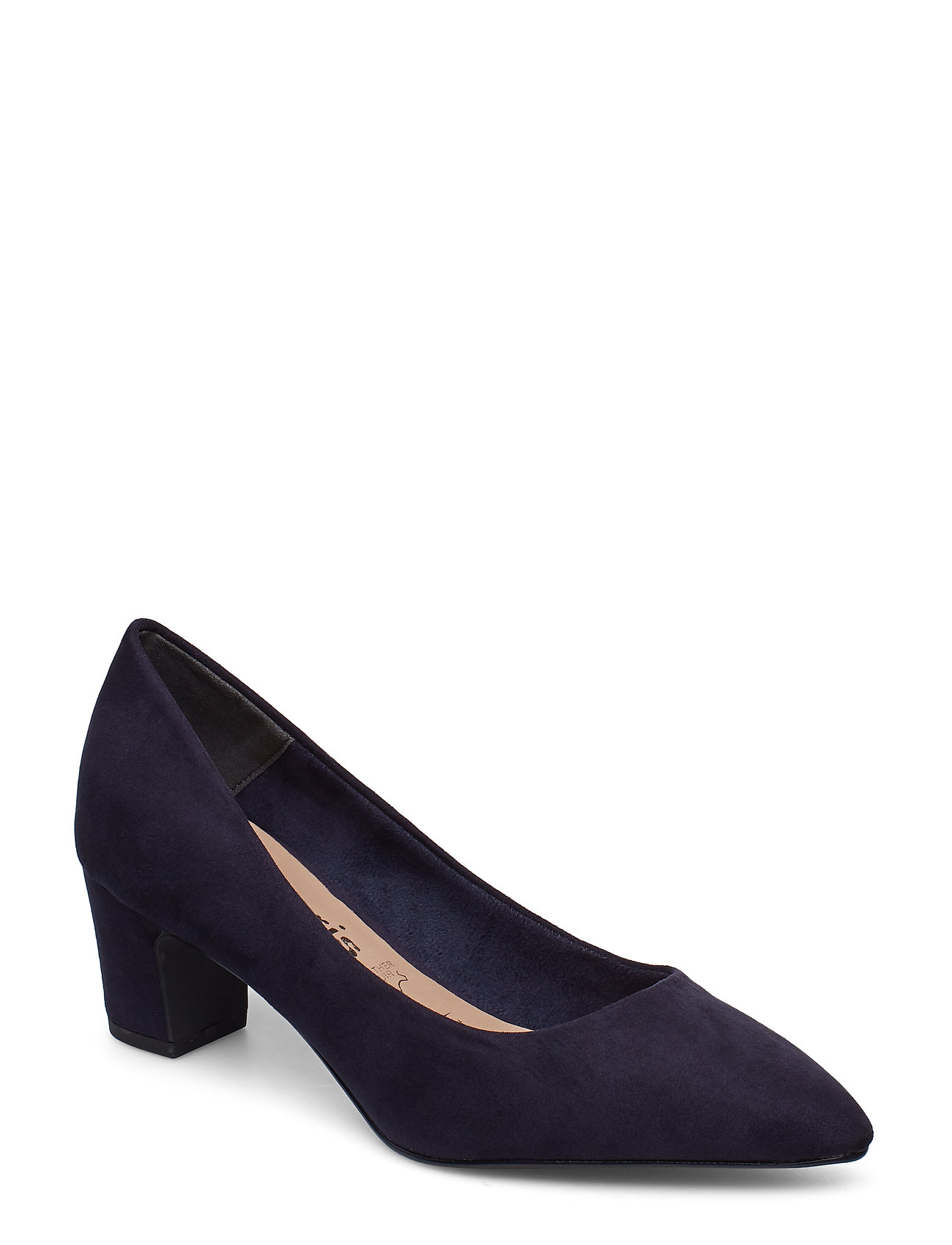 Tamaris Woms Court Shoe - NAVY