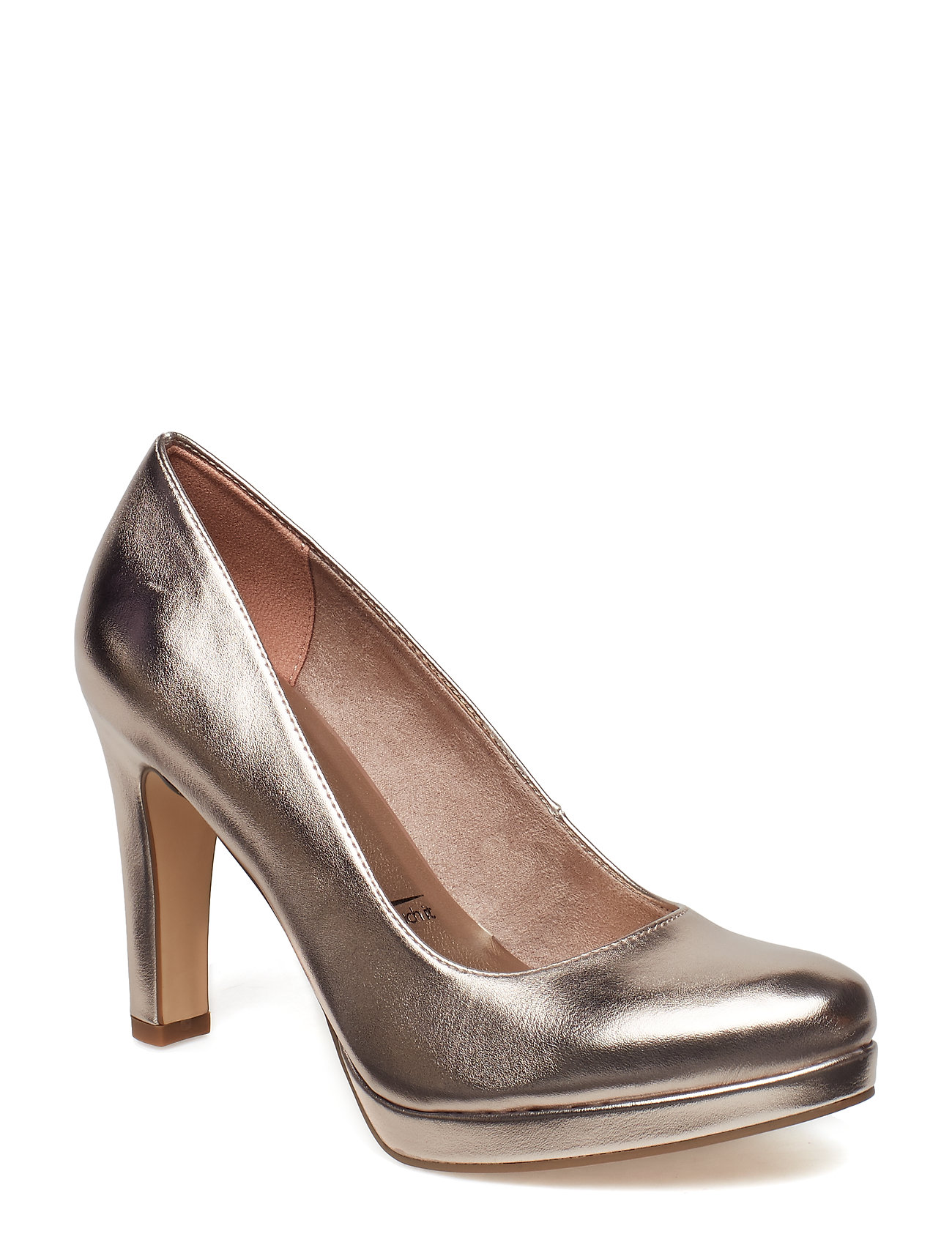 Tamaris Pumps - ROSE METALLIC