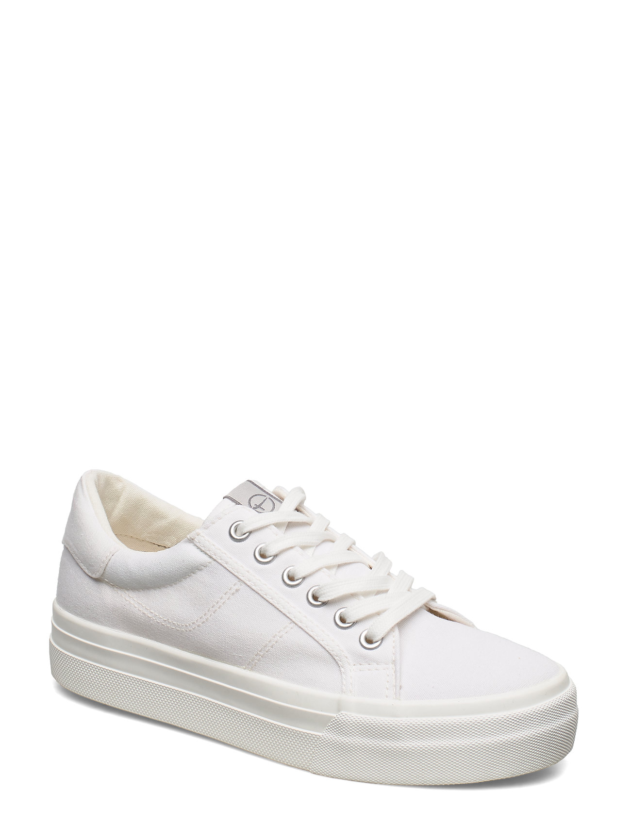 Tamaris Woms Lace-up - WHITE