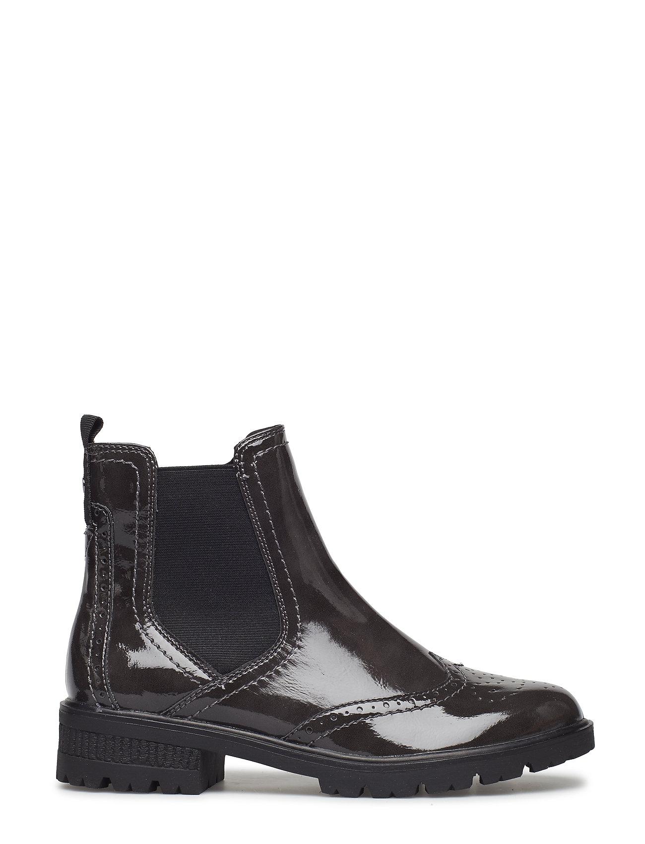 Sorte Chelsea støvler Tamaris