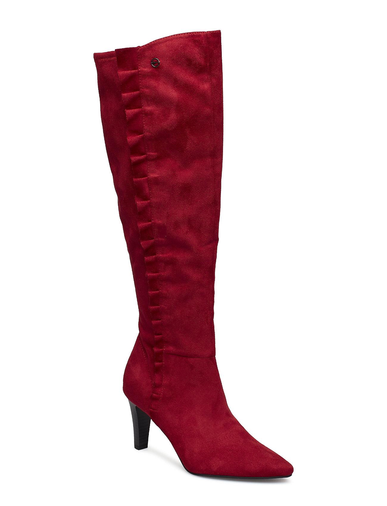 Tamaris Woms Boots - LIPSTICK