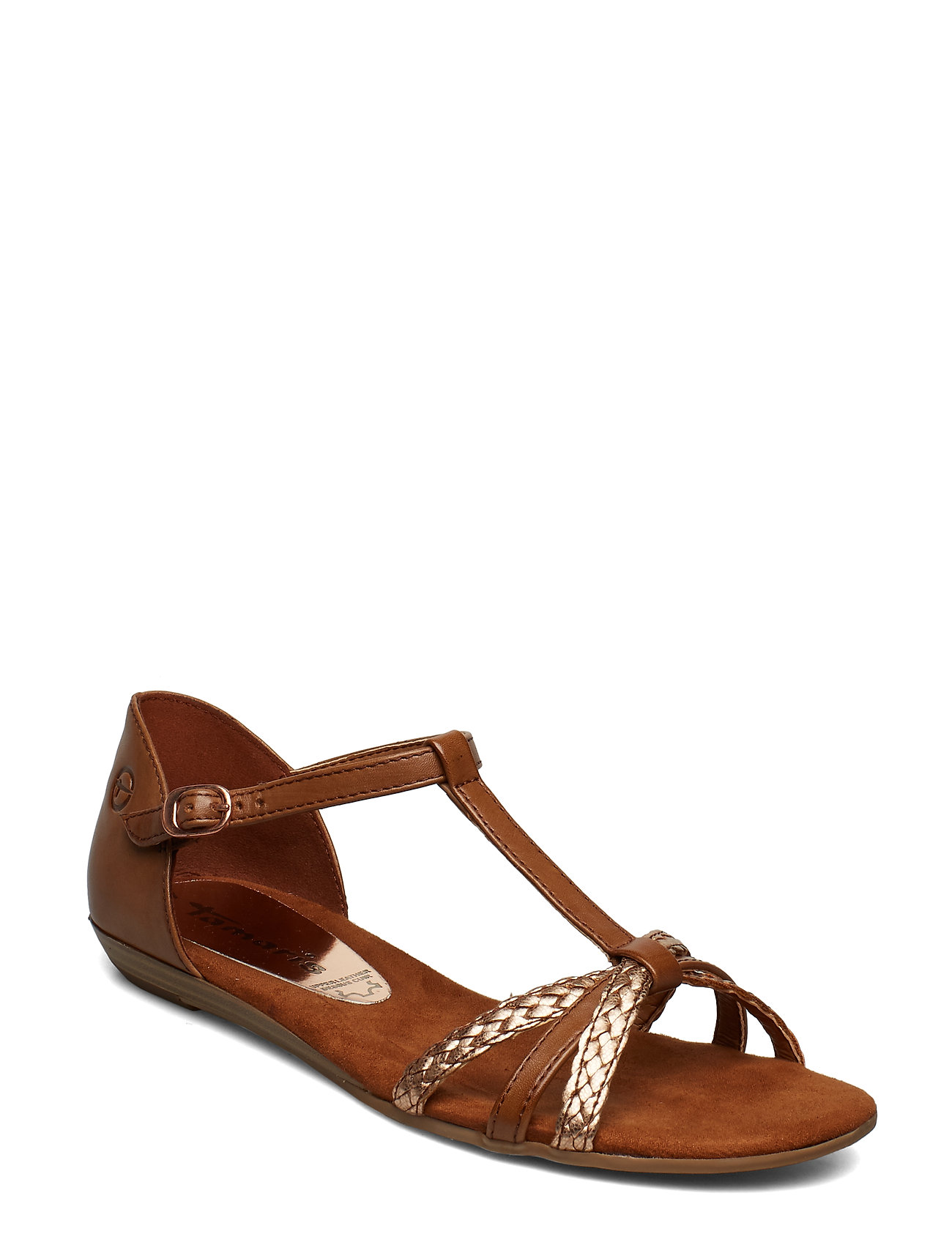 Tamaris Sandals - COGNAC/COPPER