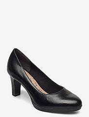 Tamaris - Woms Court Shoe - klassieke pumps - black - 0