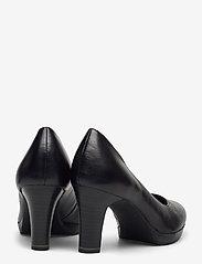 Tamaris - Woms Court Shoe - klassieke pumps - black - 4