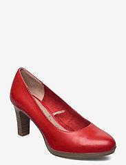 Tamaris - Woms Court Shoe - klassieke pumps - chili - 0