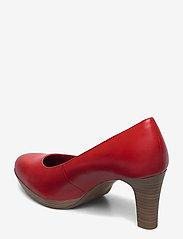 Tamaris - Woms Court Shoe - klassieke pumps - chili - 2