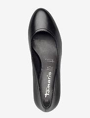 Tamaris - Woms Court Shoe - klasiski augstpapēžu apavi - black - 2