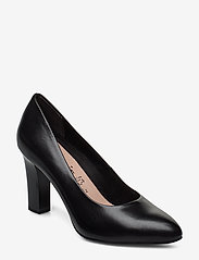 Tamaris - Woms Court Shoe - classic pumps - black - 0