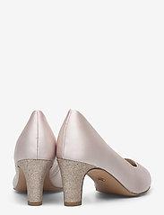 Tamaris - Woms Court Shoe - klassieke pumps - champagne comb - 4