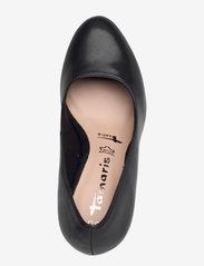Tamaris - Woms Court Shoe - klasiski augstpapēžu apavi - black matt - 3