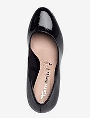 Tamaris - Woms Court Shoe - Moffen - klasiski augstpapēžu apavi - black patent - 3