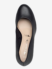 Tamaris - Woms Court Shoe - klassieke pumps - black matt - 3
