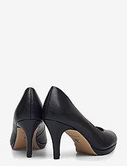 Tamaris - Woms Court Shoe - klassieke pumps - black matt - 4