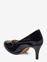 Tamaris - Woms Court Shoe - klassieke pumps - black patent - 2