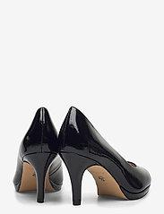 Tamaris - Woms Court Shoe - klassieke pumps - black patent - 4