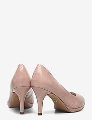 Tamaris - Woms Court Shoe - klassieke pumps - old rose pat. - 4