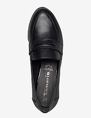 Tamaris - Woms Slip-on - loaferit - black - 3