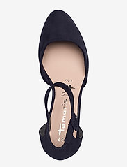 Tamaris - Woms Slip-on - klassieke pumps - navy - 3