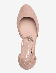 Tamaris - Woms Slip-on - klassieke pumps - old rose - 3