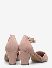 Tamaris - Woms Slip-on - klassieke pumps - old rose - 4