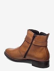 Tamaris - Woms Boots - platte enkellaarsjes - nut - 2