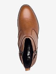 Tamaris - Woms Boots - platte enkellaarsjes - nut - 3
