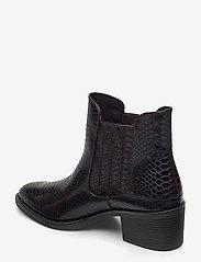 Tamaris - Woms Boots - augstpapēžu puszābaki - mahogany snake - 2
