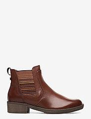 Tamaris - Woms Boots - stövlar - cognac - 1