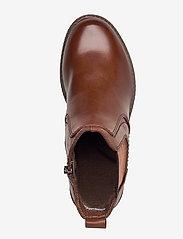 Tamaris - Woms Boots - stövlar - cognac - 3