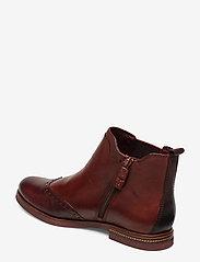 Tamaris - Woms Boots - chelsea boots - chestnut comb - 2