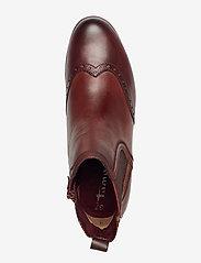 Tamaris - Woms Boots - chelsea boots - chestnut comb - 3