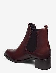 Tamaris - Woms Boots - enkellaarsjes met hak - cafe - 2