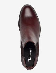 Tamaris - Woms Boots - enkellaarsjes met hak - cafe - 3