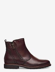Tamaris - Woms Boots - platte enkellaarsjes - muscat - 1