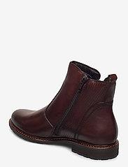 Tamaris - Woms Boots - platte enkellaarsjes - muscat - 2