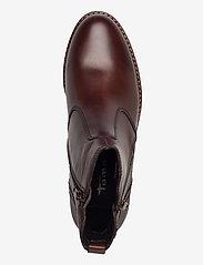 Tamaris - Woms Boots - platte enkellaarsjes - muscat - 3