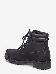 Tamaris - Woms Boots - talon bas - black uni - 2